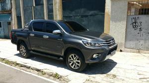 Toyota Hilux SRX 2.8 Turbo Diesel Aut.  mil de Acessórios - Muito Nova,  - Carros - Centro, Rio de Janeiro