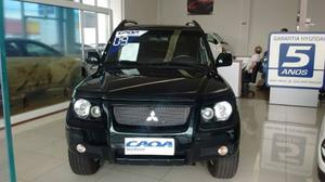 Mitsubishi Pajero 2.0 4X4 16V FLEX 4P MANUAL