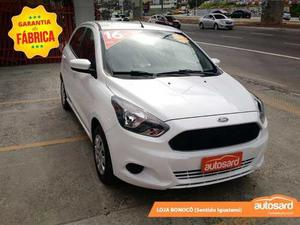 Ford Ka 1.0 Se 12v Flex 4p Manual
