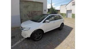 Ford Edge Limited 3.5 V6 24v Awd Aut.  Branco Gasolina