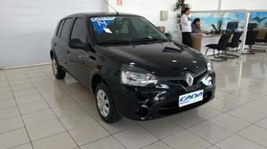 Renault Clio 1.0 AUTHENTIQUE 16V FLEX 4P MANUAL