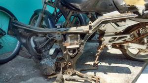 Sucatas de Honda com nota fiscal,  - Motos - Saquarema, Rio de Janeiro | OLX