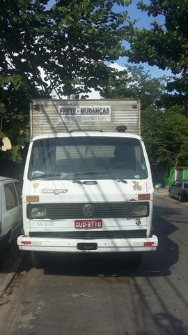 Caminhão baú - Caminhões, ônibus e vans - Quintino Bocaiúva, Rio de Janeiro | OLX