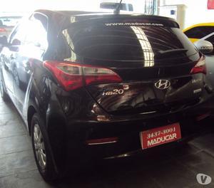 Hyundai Hb Comfort Plus  Flex Automático Preto