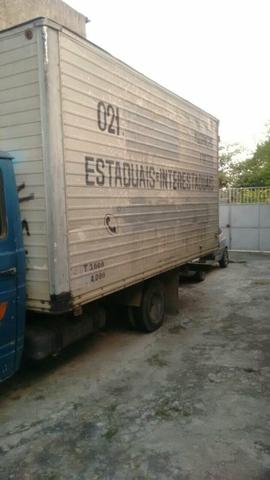 608 baú motozão 76 - Caminhões, ônibus e vans - Jardim Catarina, São Gonçalo | OLX