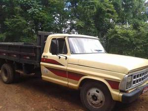 Camionete F Direção Hidráulica Carroceria Aberta