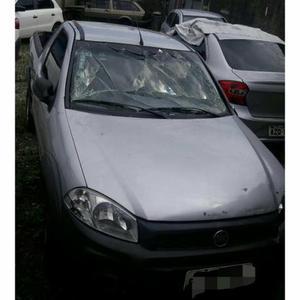 Fiat Strada 1.4 working  batido sem sinistro,  - Carros - Barro Vermelho, São Gonçalo | OLX
