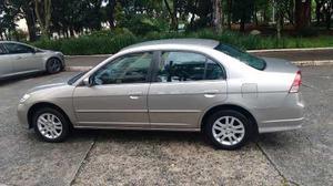 Honda Civic Sedan LX/ LXL V 115cv Aut 4p