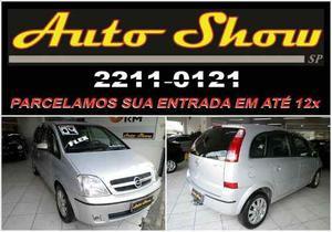 Chevrolet Meriva Chevrolet Meriva cd 1.8 Flex Prata