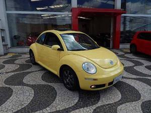 Volkswagen New Beetle 2.0 Mi Mec./aut.  Amarelo Flex