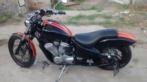 Honda Shadow 600 customizada,  - Motos - Jardim Caiçara, Cabo Frio | OLX