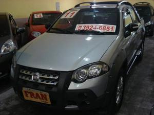 Fiat Strada Fiat Strada Adventure Locker Motor