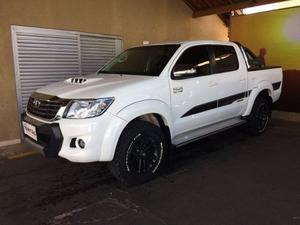 Toyota Hilux LIMITED EDITION v 4X4 CD AUT