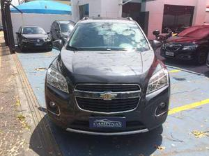 Chevrolet Tracker v 128cv Mpfi 4x4 5p  Cinza Flex