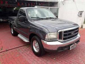 Ford F- Xlt 4x2 Cs Turbo Intercooler Diesel 2p