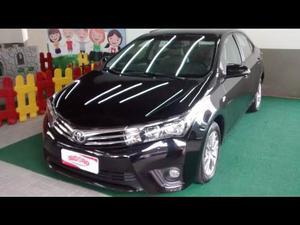 Toyota Corolla Sedan 2.0 Dual Vvt-i (flex) Xei Multi-drive S