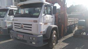 Caminhão  Volkswagen - Munck  - Caminhões, ônibus e vans - Chácaras Rio Petrópolis, Duque de Caxias | OLX