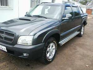 Chevrolet S10 Pick-Up Tornado 2.8 TDI 4x2/4x4 CD Diesel