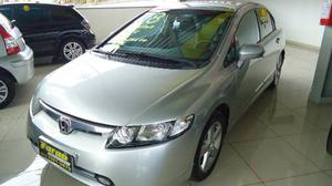 Honda Civic Sedan LXS  Flex 16V Aut. 4p
