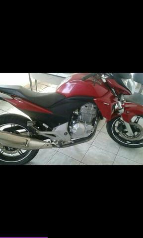 Cb300 vendo ou troco moto menor,  - Motos - Brasilândia, São Gonçalo | OLX