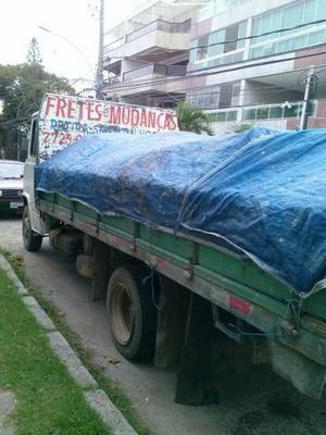 Faço frete em todo rio de janeiro - Caminhões, ônibus e vans - Guaratiba, Rio de Janeiro | OLX