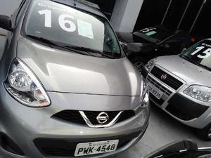 Nissan March V Flex Fuel 5p