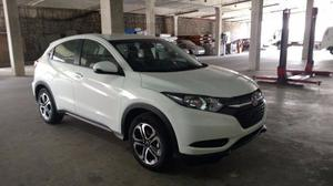 Honda Hrv Automatica Lx Branco Zero Kilometro