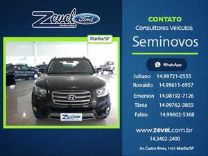 Hyundai Santa Fe Santa fe 2wd v Gasolina 4p