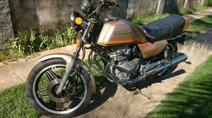 CB400II 83 Dourada,  - Motos - Centro, Niterói   OLX