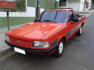 Ford Pampa 1.8 - Ano 91