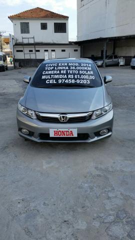 Honda civic exr  - Carros - Realengo, Rio de Janeiro | OLX