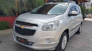 Chevrolet Spin Lt 1.8 8v Econo.flex 5p Aut.  Prata Flex