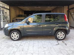 Fiat Uno 1.0 vivace 8v flex 4p manual,  - Carros - Humaitá, Rio de Janeiro   OLX