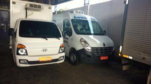 Caminhões Frigoríficos Hyundai HR/ Master/ Ducato - Caminhões, ônibus e vans - Valverde, Nova Iguaçu | OLX