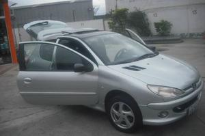 Peugeot 206 Moonlight 1.4 Flex 8V 3p