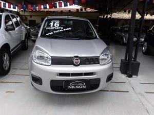 Fiat Uno EVO ATTRACTIVE 1.0 8V FLEX 4P