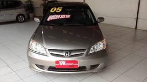 Honda Civic Sedan LX V 115cv Mec. 4p