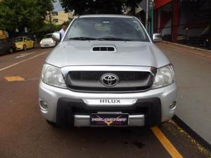 Toyota Hilux Cabine Dupla Srv 4x4 3.0