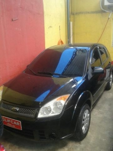 FORD FIESTA HATCH 1.0 FLEX - PRETO -