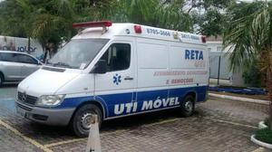 Ambulância UTI - Caminhões, ônibus e vans - Itaipu, Niterói   OLX