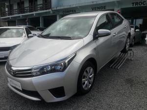 Toyota Corolla Sedan 1.8 Dual Vvt-i Gli (flex)  em