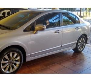 Honda Civic LXL 1.8 i-VTEC (Couro) (Flex)