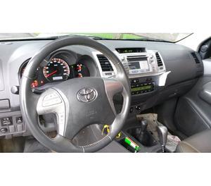 FIPE - HILUX CD SRV D4-D 4x4 3.0 TDI Diesel Aut.