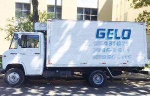Caminhão frigorifico mercedes-benz l 608 d - ano  - Caminhões, ônibus e vans - São Cristóvão, Rio de Janeiro | OLX