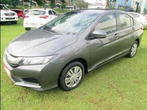 Honda City 1.5 Dx 16v Flex 4p Automático  em Brusque R$