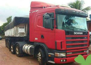 Scania R-124 GA 420 - Caminhões, ônibus e vans - Rio das Ostras, Rio de Janeiro | OLX