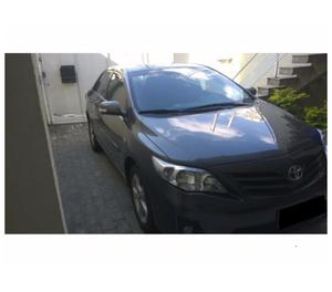 Toyota Corolla Sedan 2.0 Dual VVT-i XEi
