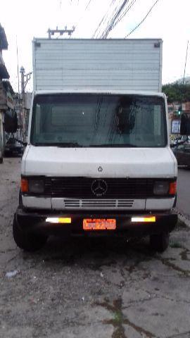 Caminhão Mercedes Benz 709 - Caminhões, ônibus e vans - Sampaio, Rio de Janeiro | OLX