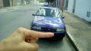 Ford Fiesta 98 Ar Gelando. kit gás,  - Carros - Parque Caju, Campos Dos Goytacazes   OLX