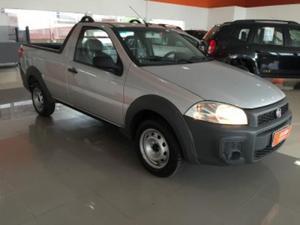 FIAT STRADA  MPI WORKING CS 8V FLEX 2P MANUAL,  - Carros - Jardim 25 De Agosto, Duque de Caxias | OLX